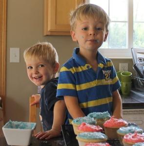 Miracle Cupcakes